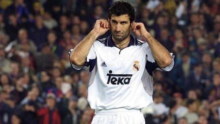 Фиго: Решението да сменя Барселона с Реал Мадрид беше трудно, но правилно