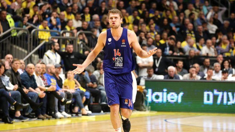 Везенков продължава да мачка в БФБ е-баскет лигата