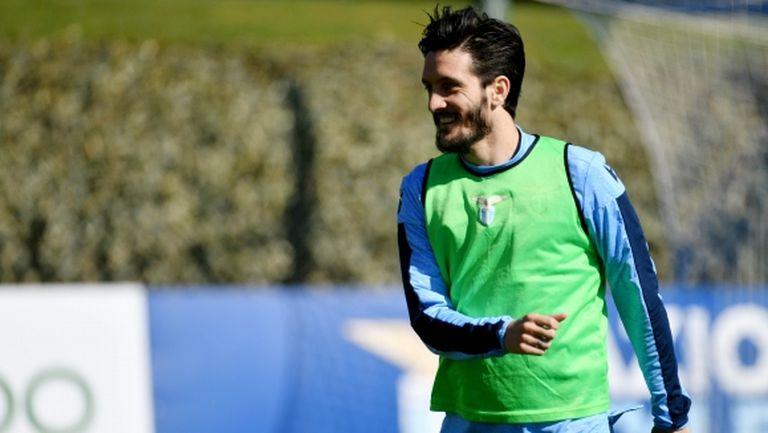 Луис Алберто остава в Лацио до 2025 г.