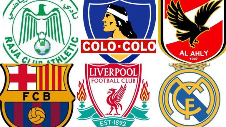 Сензационен избор за най-красива емблема на футболен клуб