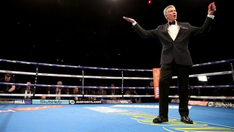 Кой е най-известният химн в бокса?