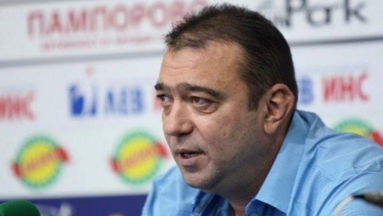Людмил Найденов разкри екипа за треньорската комисия