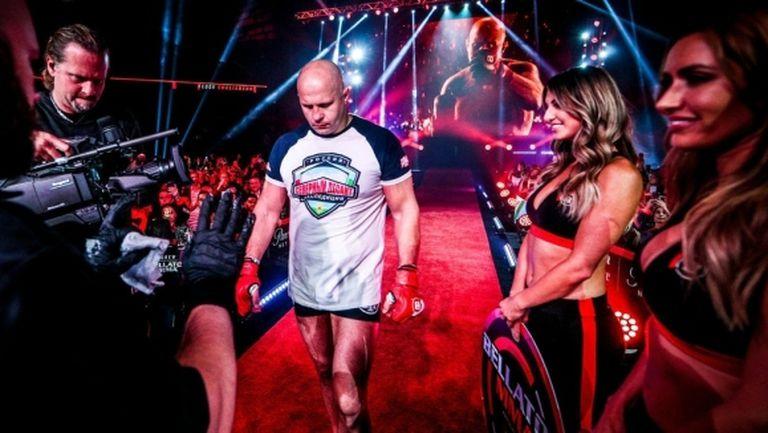 Последния император оглавява дебютната галавечер на Bellator в Русия