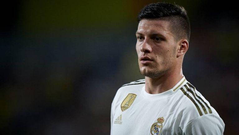 Йович се завърна в Мадрид