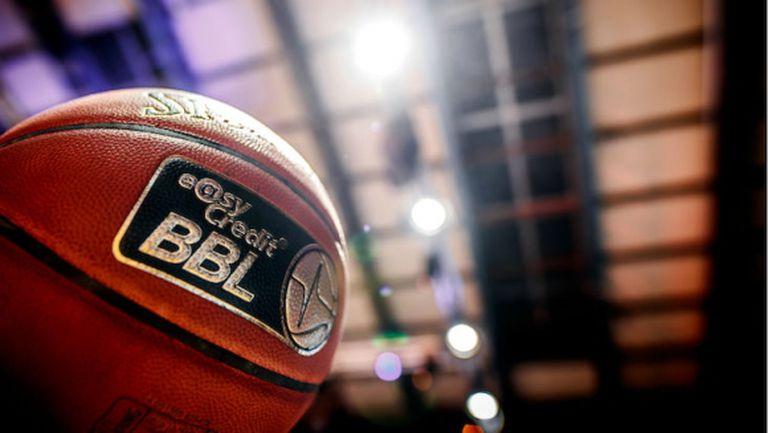 Ще завърши ли първенството в баскетболната Бундеслига?