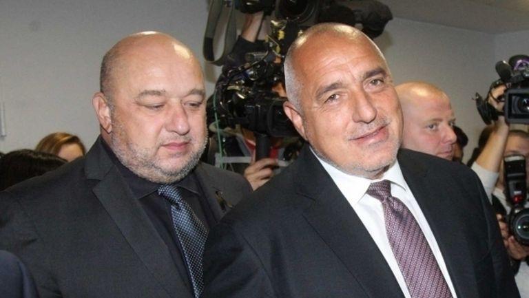 Бойко Борисов ще помогне на Левски, но при едно условие