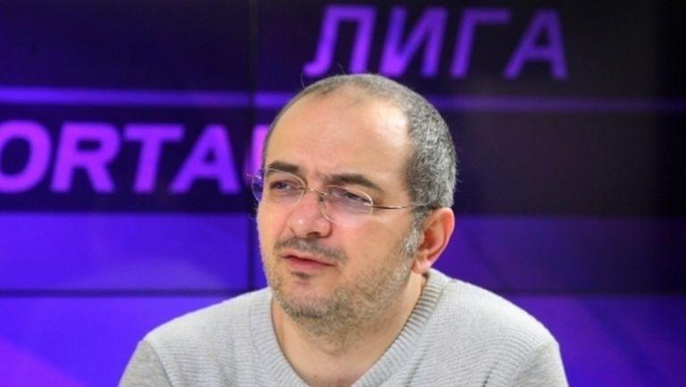 Васил Колев: Не одобрявам писмото до Бойко Борисов, но жалко, че ръководството на Левски не се включи