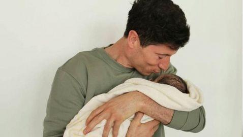 Второ бебе проплака в семейството на Левандовски