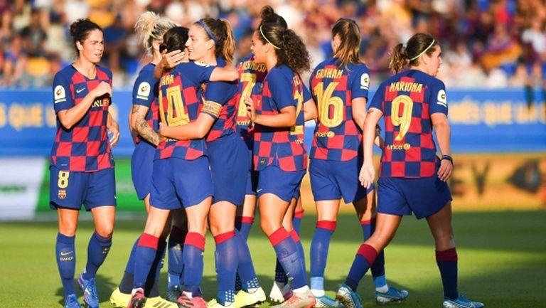 Барселона ще получи титла на Испания