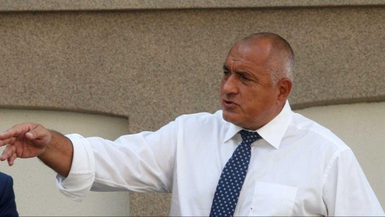 Бойко Борисов обясни при какво условие държавата ще даде кредит на Левски (видео)