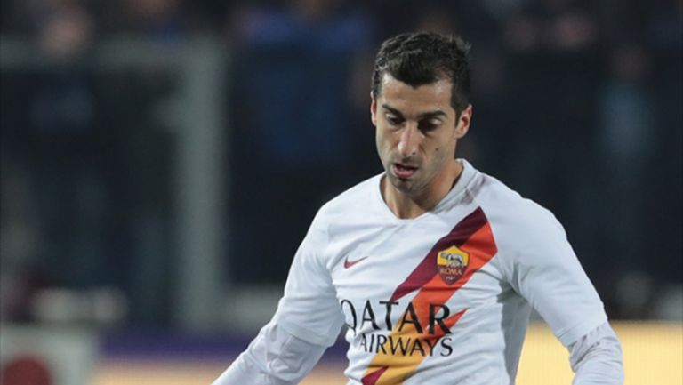 Мхитарян чака развитие в преговорите между Арсенал и Рома