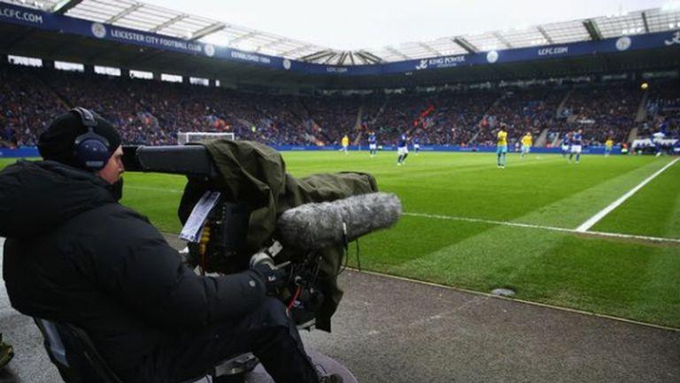 Всеки двубой в Англия може да стартира по различно време, целта е да се излъчат на живо близо 200 мача