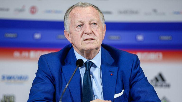 Президентът на Олимпик (Лион) призова за подновяване на първенството
