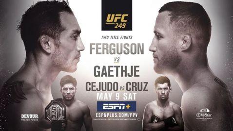 Видео превю за UFC 249: Фъргюсън vs. Гейджи