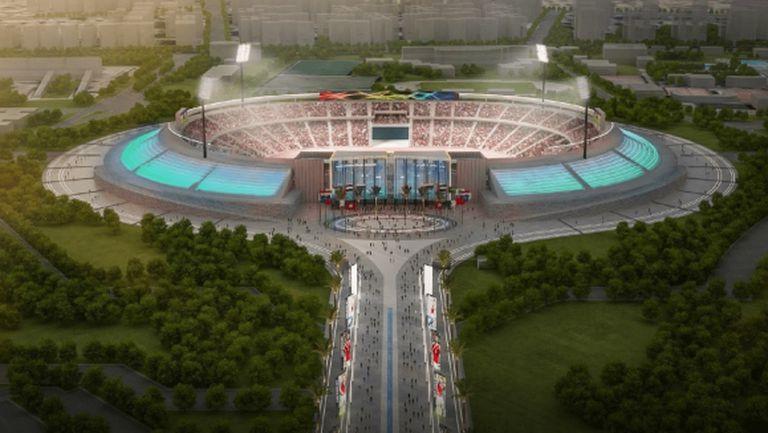 Стадион в Кайро е категоричен фаворит в анкета за най-красиво съоръжение в света