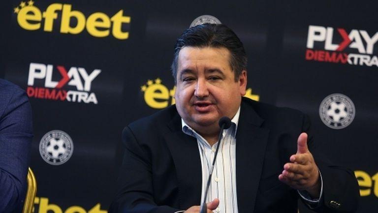 УЕФА иска крайното класиране на 20 юли