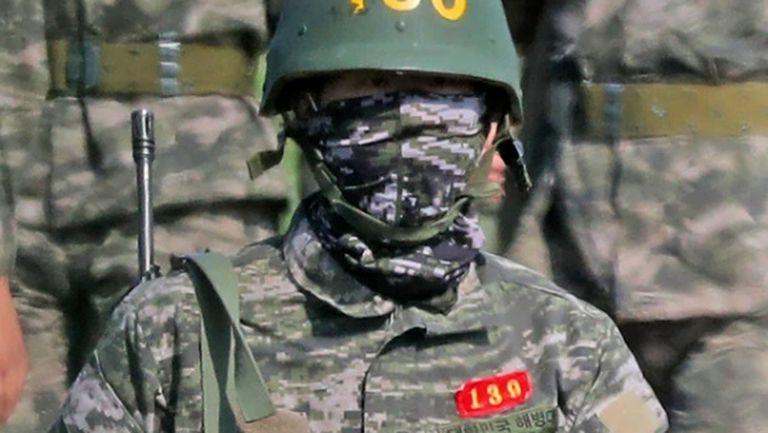 Сон завърши с награда военното си обучение