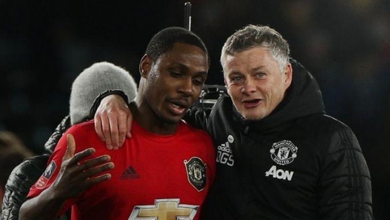 Игало се надява да му бъде позволено да завърши сезона с Юнайтед
