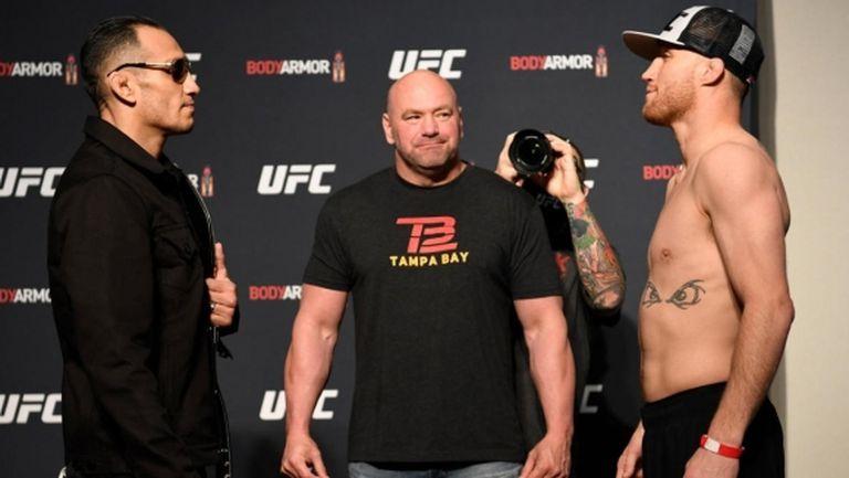 Елитният спорт се завръща: време е за кръвожадното UFC 249