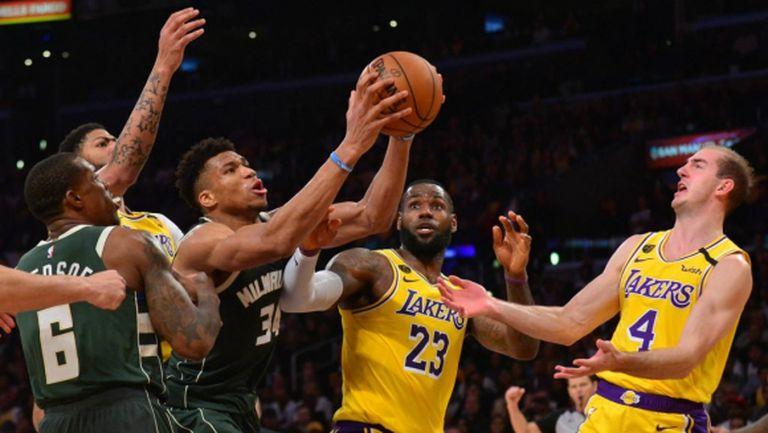 Плановете за възобновяване на сезона в НБА са в ход