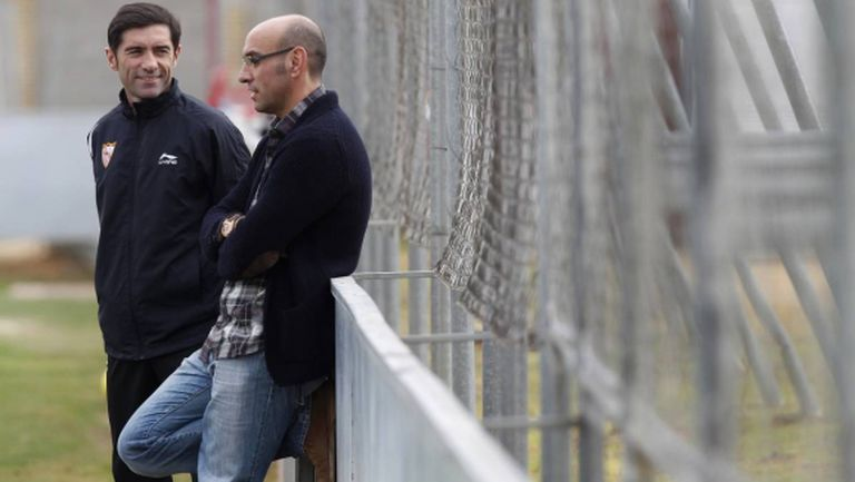 Мончи: Аз съм виновен, че Марселино не успя в Севиля