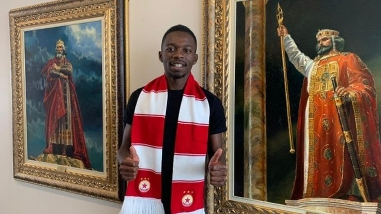 В Конго се надяват на ляв бек на ЦСКА-София