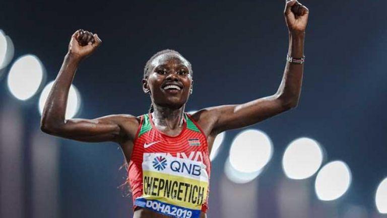 Чепнгетич се закани на световния рекорд в маратона
