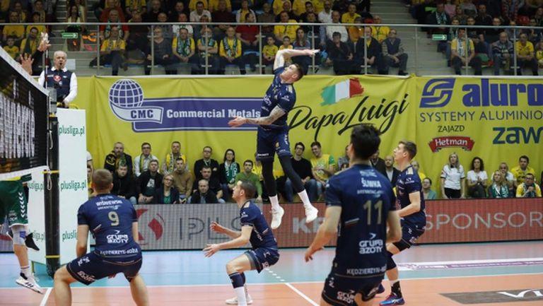 Волейболът в Полша стартира през септември