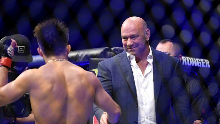 Участници в UFC 249 може да загубят хонорарите си, ако критикуват здравните мерки на организаторите