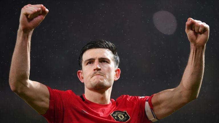 Легенда на Юнайтед вижда Магуайър като подходящия капитан на отбора