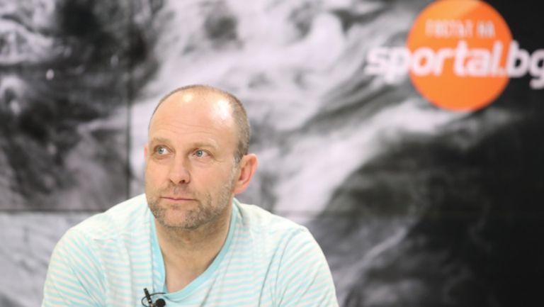 Тити: Ще бъда капитан, парите в Левски са моя отговорност - Лукойл и Ефбет няма да са спонсори
