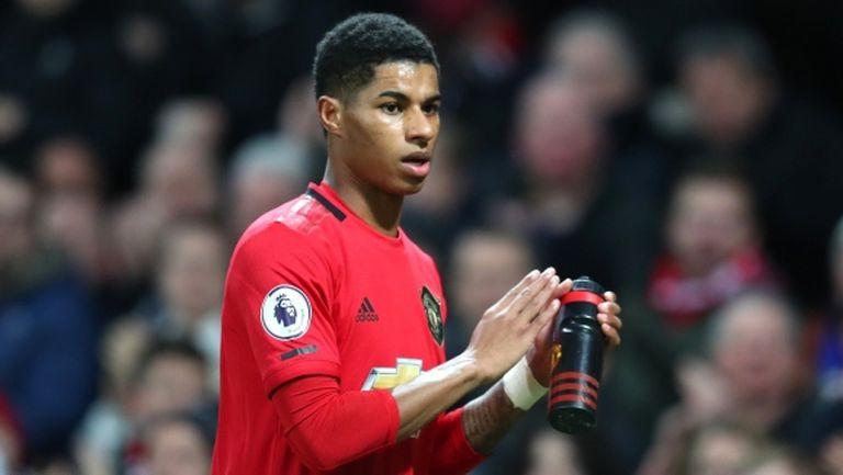 Рашфорд назова кои са любимите му голове за Манчестър Юнайтед