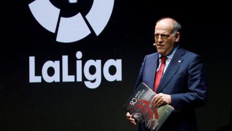 Ще има футбол в 35 поредни дни, обещават в Испания