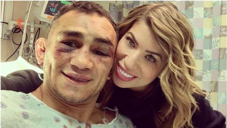 Тони Фъргюсън с луди танци в болницата