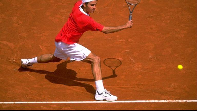 На този ден преди 23 години започва приказката на Роджър Федерер
