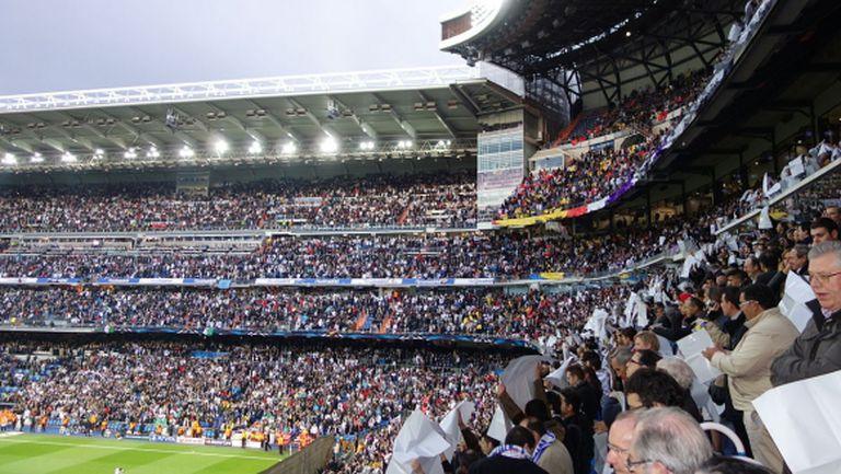 """Реал М не планира мач на """"Бернабеу"""" преди 2021 г."""