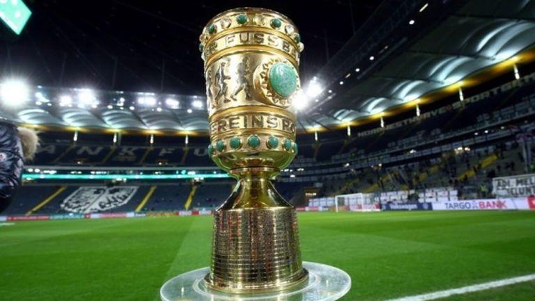 Финалът за Купата на Германия получи официална дата