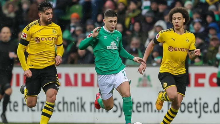 Борусия (Дортмунд) без няколко основни футболисти срещу Шалке 04