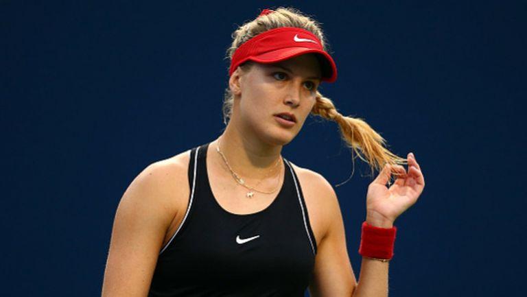 Тенис федерацията на Канада отряза Бушар за финансова помощ