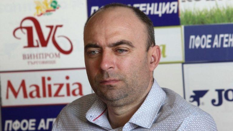 Саша Симонович е новият треньор на Беласица