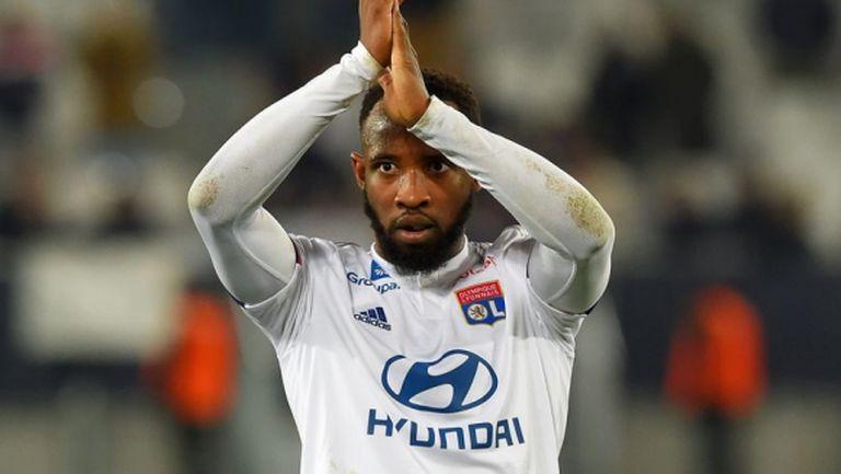 Манчестър Юнайтед е готов да плати 60 милиона лири за Муса Дембеле