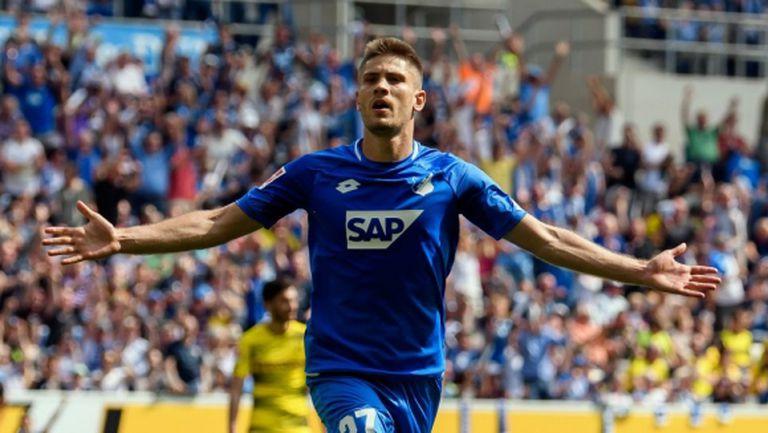 Хофенхайм без основните си реализатори при подновяването на сезона в Бундеслигата