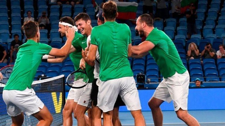 Президентът на АТР: Григор вдъхновява тенисистите в България (видео)