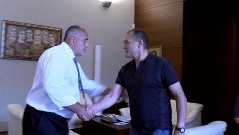 Официално: Васил Божков обяви кой е новият собственик на Левски!