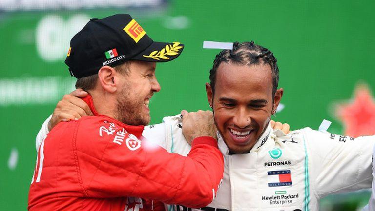 Хамилтън отказал предложение на Ферари, остава в Мерцедес, за да подобри рекорда на Шумахер
