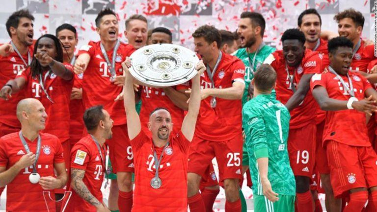 Решиха казуса с шампионската титла в Бундеслигата