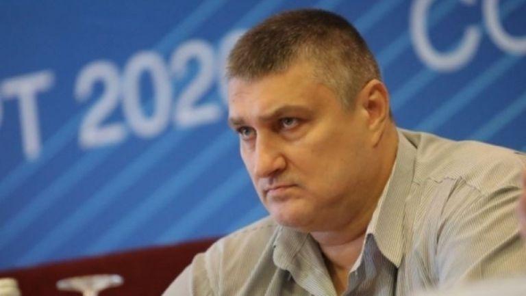 Любо Ганев кандидат за Борда на CEV