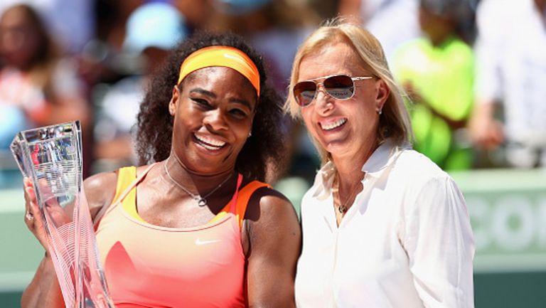 Тенис легенда: Щях да полудея, ако бях в позицията на Серина и Роджър