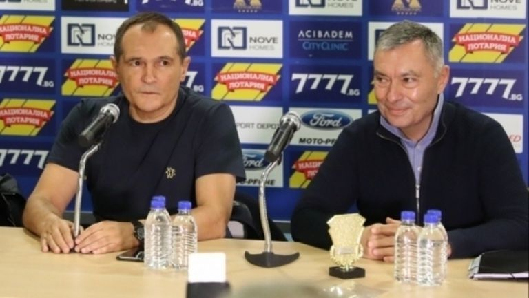Ивайло Дерменджиев: Собственик на Левски продължава да е Георги Попов
