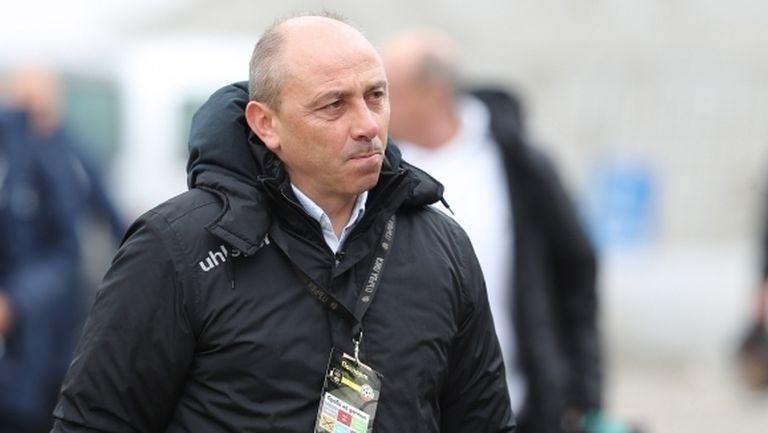 Илиан Илиев: Трябва да има промени във футбола ни